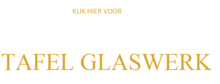 Tafel glaswerk
