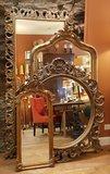 selectie van franse spiegels
