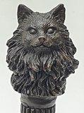 butler bel brons poes kat kitty