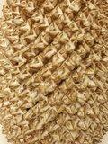 exclusieve keramische lampenvoet ananas Lumière verlichting met bijpassende handgemaakte kap