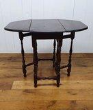 antieke hangoor tafel eiken