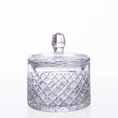 Kristallen Bonbon/snoep box Cristal Clear