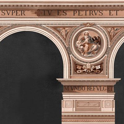 Basiliek koper