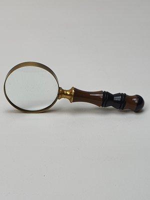 Vergrootglas klein van model