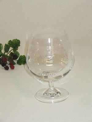 Set cognac glazen 6 stuks