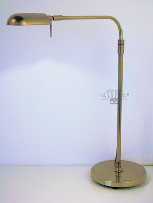 Tafelmodel Halogeen Leeslamp in hoogte verstelbaar