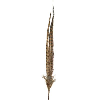 Veer bruin gemeleerd 83 cm (p.s.)