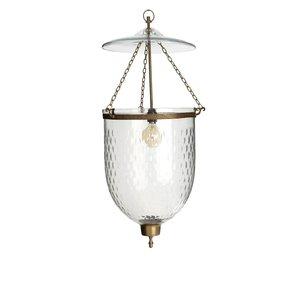 lantaarn messing glas