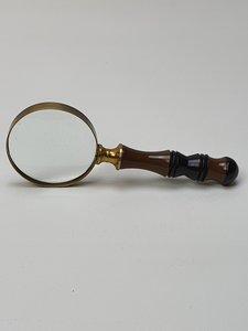 Vergrootglas klein van model loep loupe