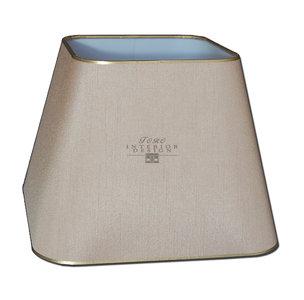 Vierkant Bol Cilinder lampenkap