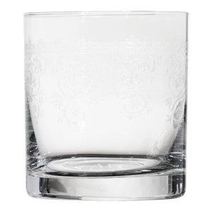 set van 6 whiskeyglazen