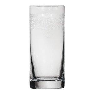 set van 6 longdrink glazen